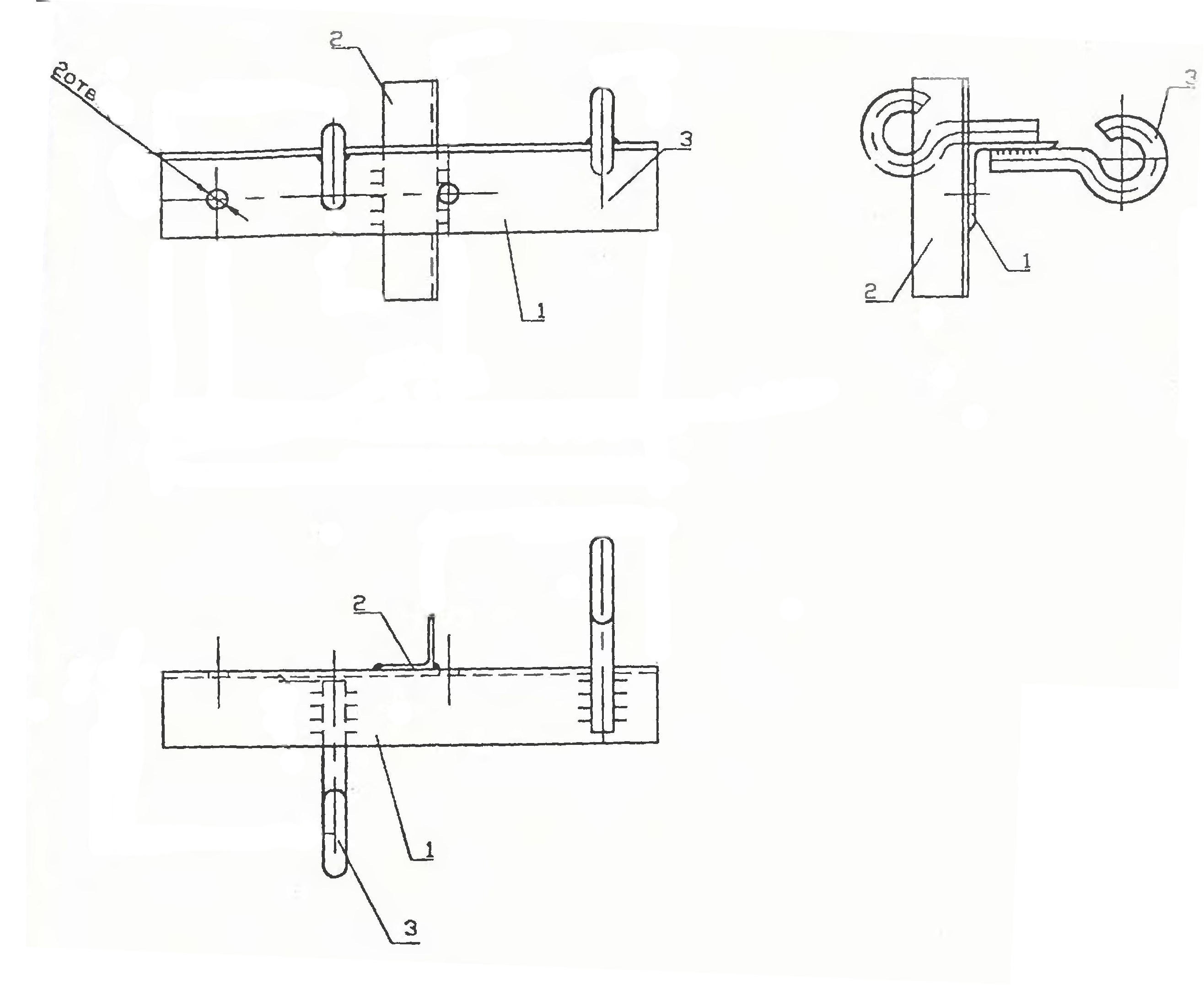 Траверса ТМ-85