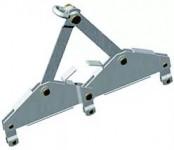 Коромысло трёхцепное балансирное 3КБ-90-2