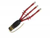 Концевая кабельная Муфта 3 ПКНТпб-10 (35-50) L-1200 с наконечниками ЗЭТА