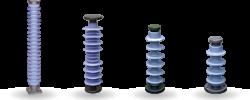 Изоляторы опорные стержневые полимерные