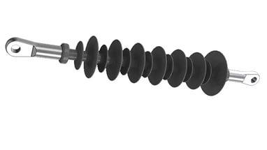 Изолятор линейный полимерный ЛК 70/35-И-4 СП(СС)