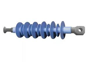 Изолятор линейный полимерный ЛК 120/10-И-3 СП(СС)