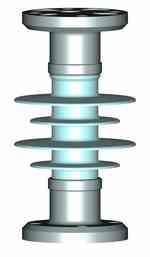 Изолятор опорный стержневой ОСК 4-10