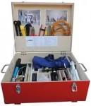 Бригадный штатный набор инструмента ТК-1 (с механическим прессом и матрицами)