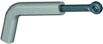 Зажим натяжной транспозиционный прессуемый ТРАС-450-1