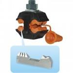 Герметичный прокалывающий зажим NF 25-150