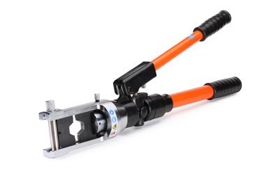 Пресс гидравлический ручной ПРГ-14 для опрессовки контактной арматуры и аппаратных зажимов ВЛ
