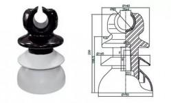 Изолятор линейный штыревой полимерный ШПФ 20 А