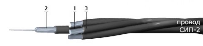 Провод СИП-2 3х50+1х50+1х16