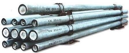 Стойка центрифугированная коническая СК 26.1-6.1