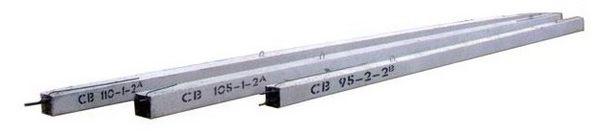 Стойка вибрированная СВ 164-12